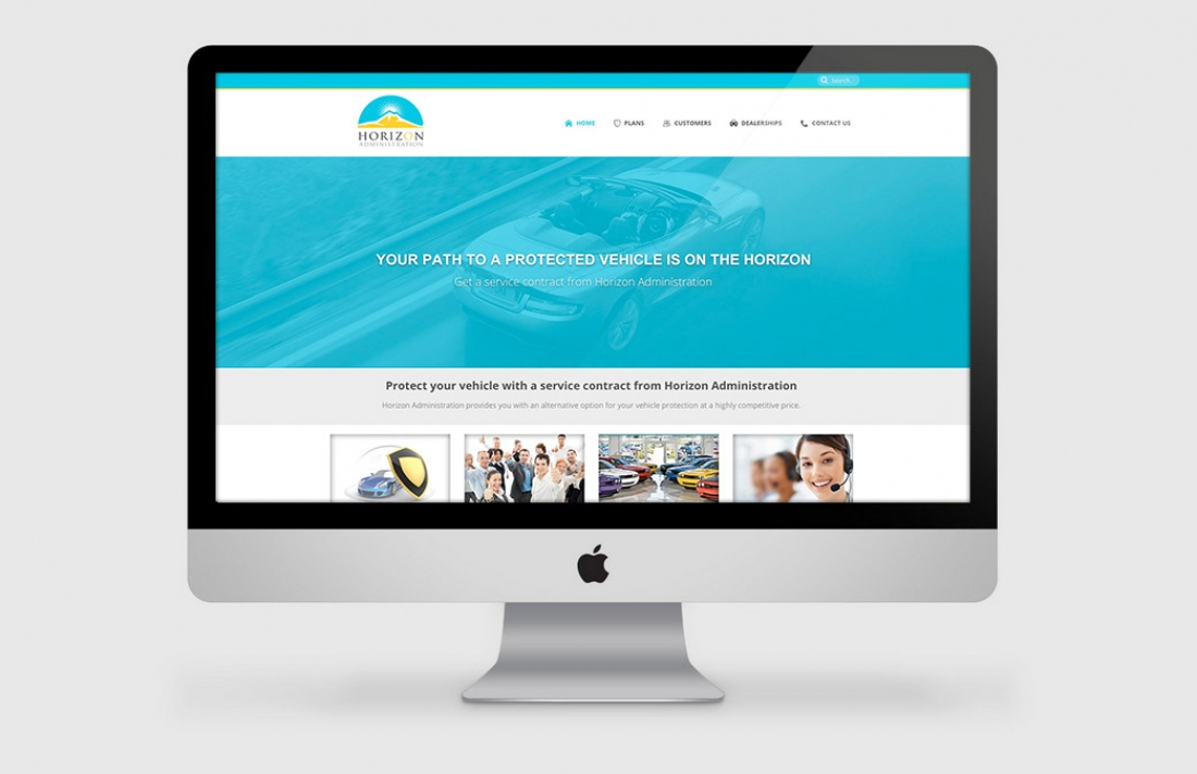 Vehicle Service Contract Website – Website Designer Specialist And