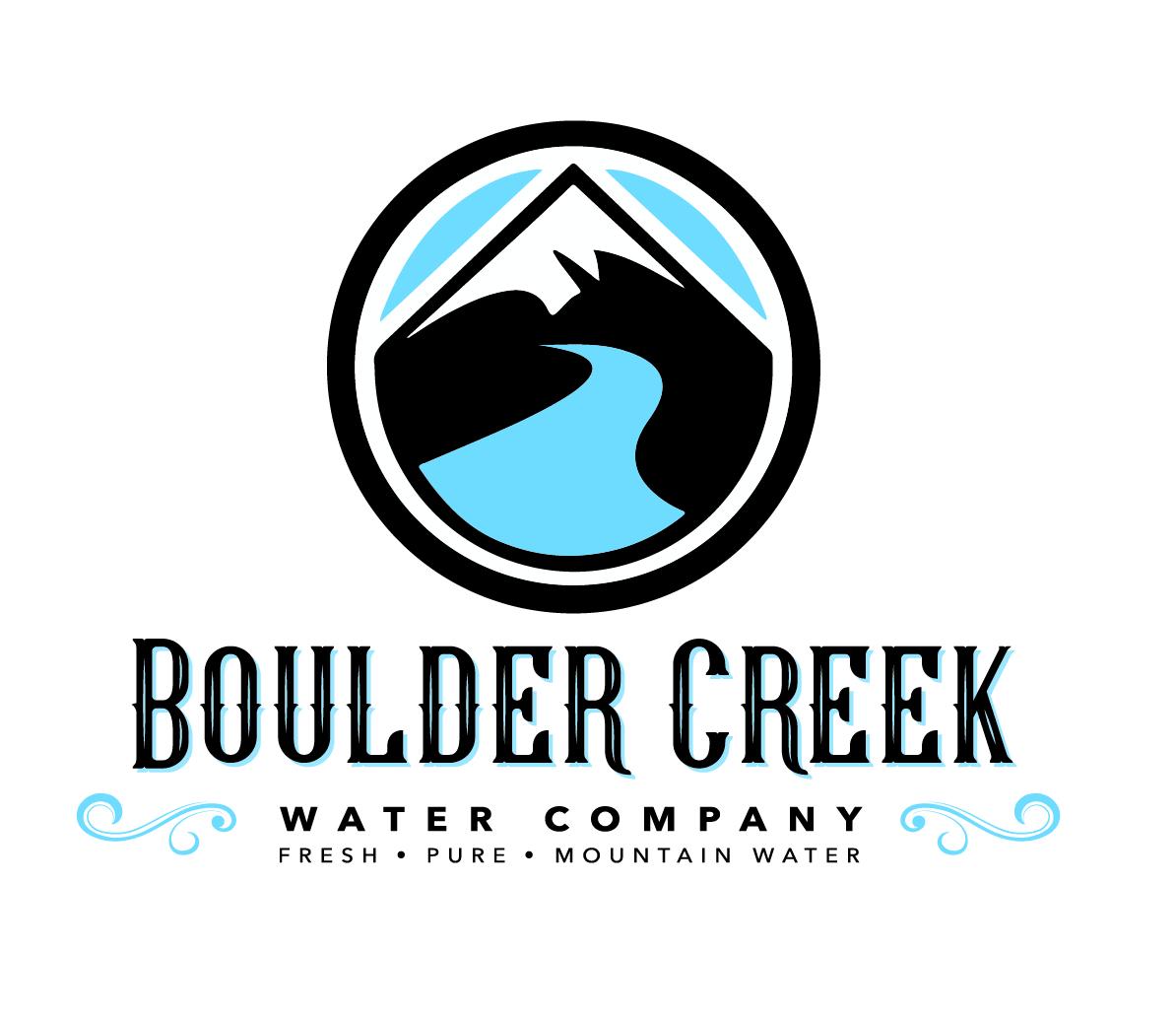 Boulder Creek Water Logo Website Designer Specialist And